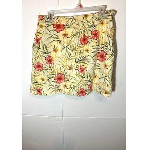 EP Pro Skirt Skort Floral